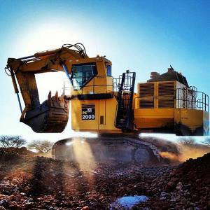 CML Excavator