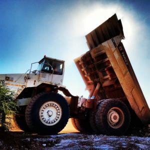 CML Tipper Truck
