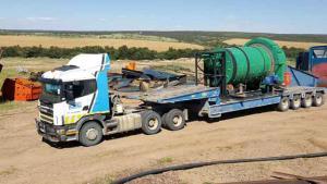 Heavy Load Transport